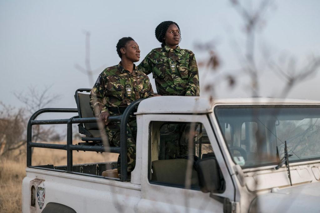 The Black Mambas, a female-led anti-poaching unit saving South Africa's rhinos