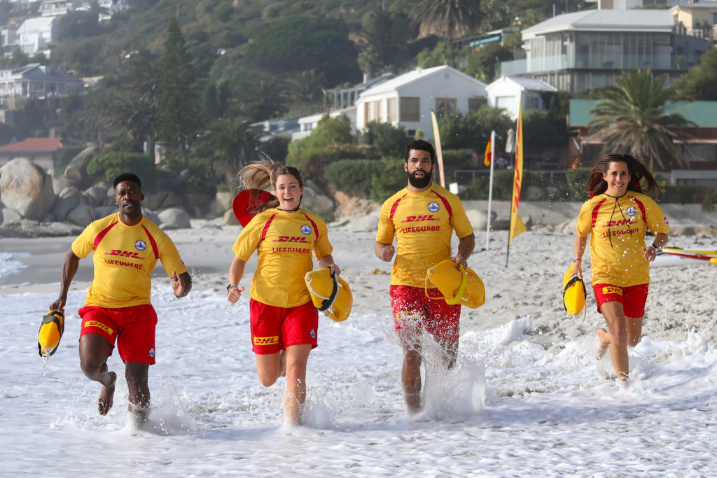 Those who will get to you first- DHL partners with Lifesaving South Africa