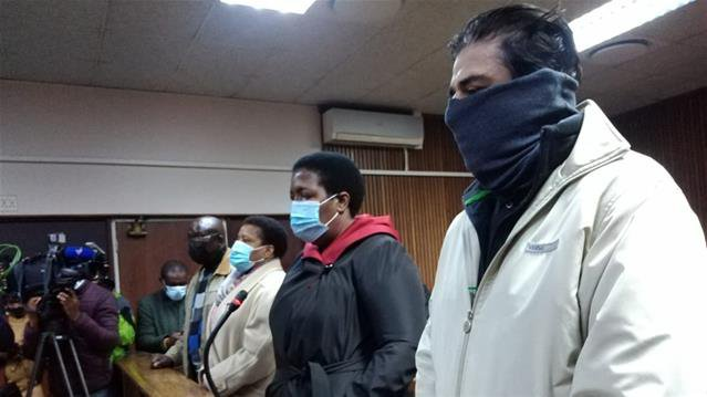 Gupta associate spends weekend in police custody