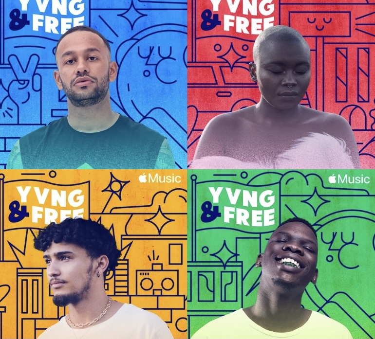 YoungstaCPT and other SA musicians talk youth, freedom and music