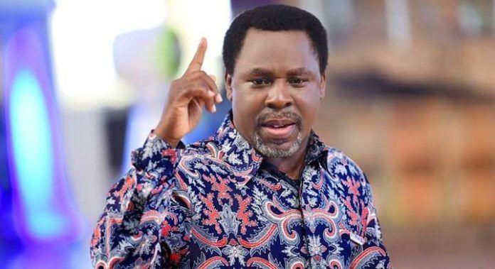 Nigerian evangelist TB Joshua dies