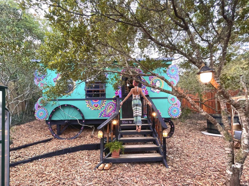 WATCH: Tripping like a Gypsy at Treedom's Vardos