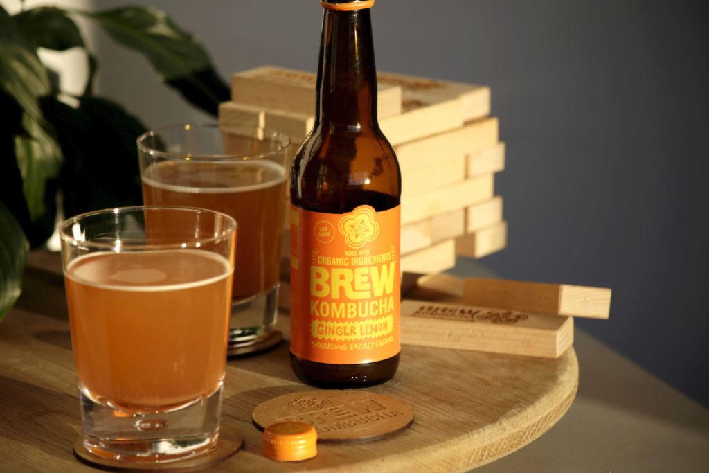 Listen here, Brew, Kombucha is good for you!