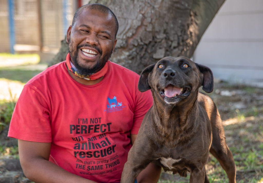 Make the Animal Welfare Society of SA the pick of your litter for Mandela Day