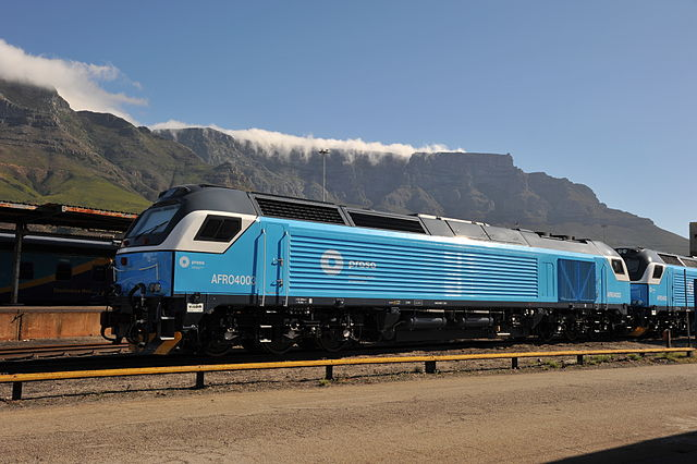 66% decrease in Western Cape weekday train services since 2019
