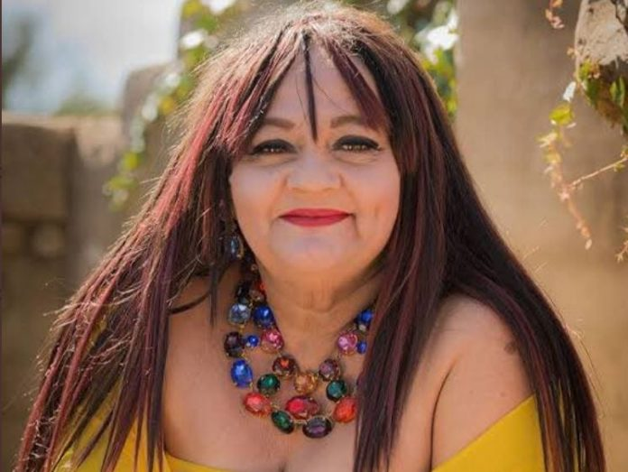 Watch: An emotional, final goodbye to SA icon, Shaleen Surtie-Richards