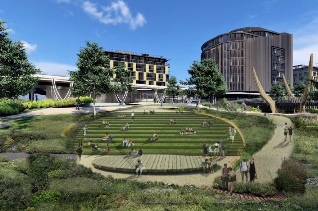 R4bn River Club development removing the cycle of Khoi and San invisibility