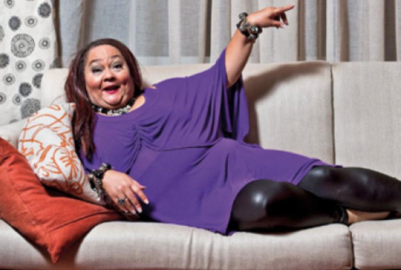 Legendary SA actress Shaleen Surtie-Richards dies at 66