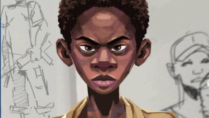 African animation