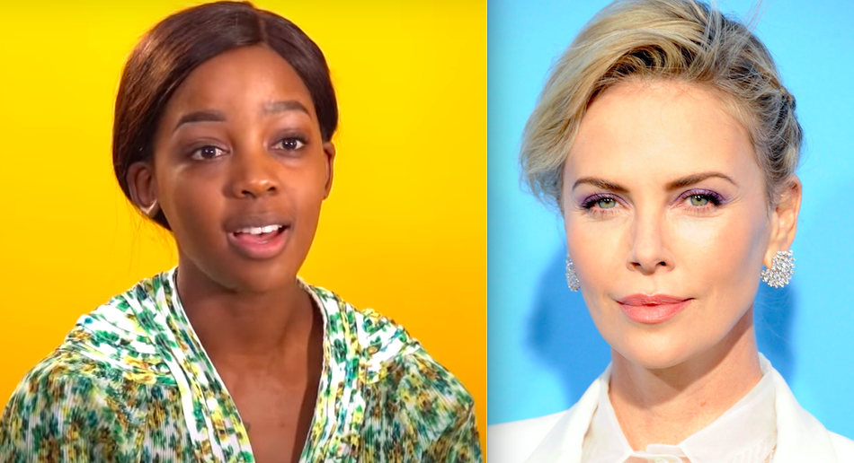 Charlize Theron and Thuso Mbedu chat all things SA in Vogue