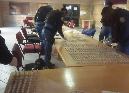 Cape Town woman caught with R240 000 worth of Mandrax tablets