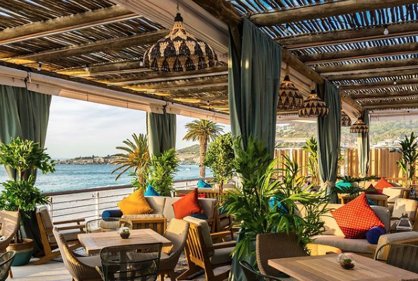 On top of the world: Cape Town soars above LA and Barcelona for best rooftop bar