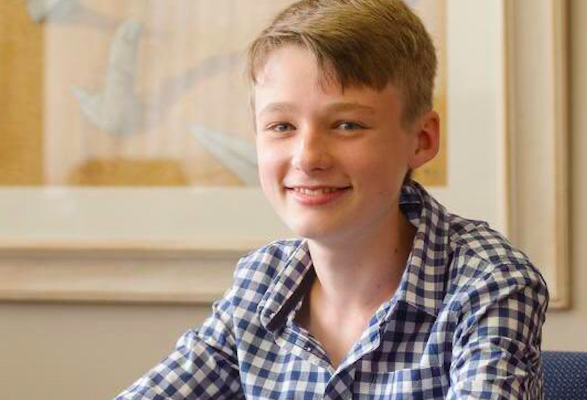 Meet South Africa's Sheldon Cooper, an 18-year-old genius