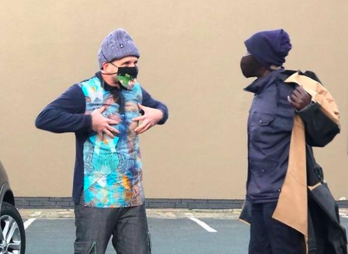 SA fashion designer creates 3-in-1 'home for homeless'