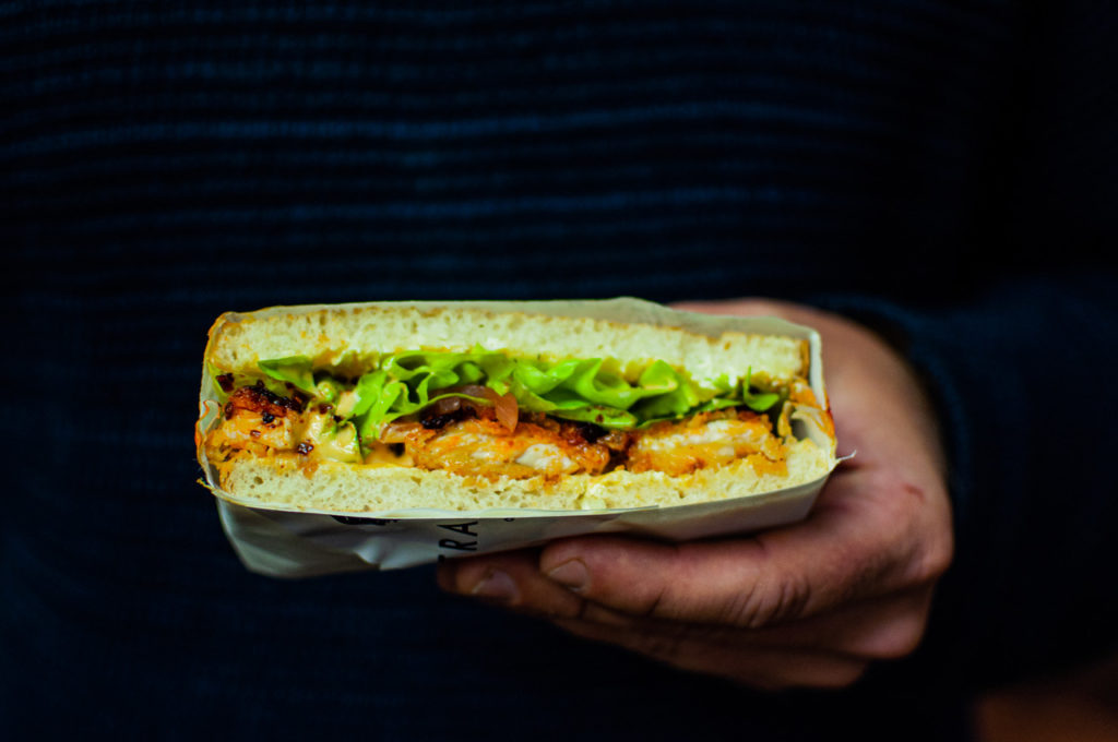 A journey for your tastebuds: The Grand Daddy of all sandwiches