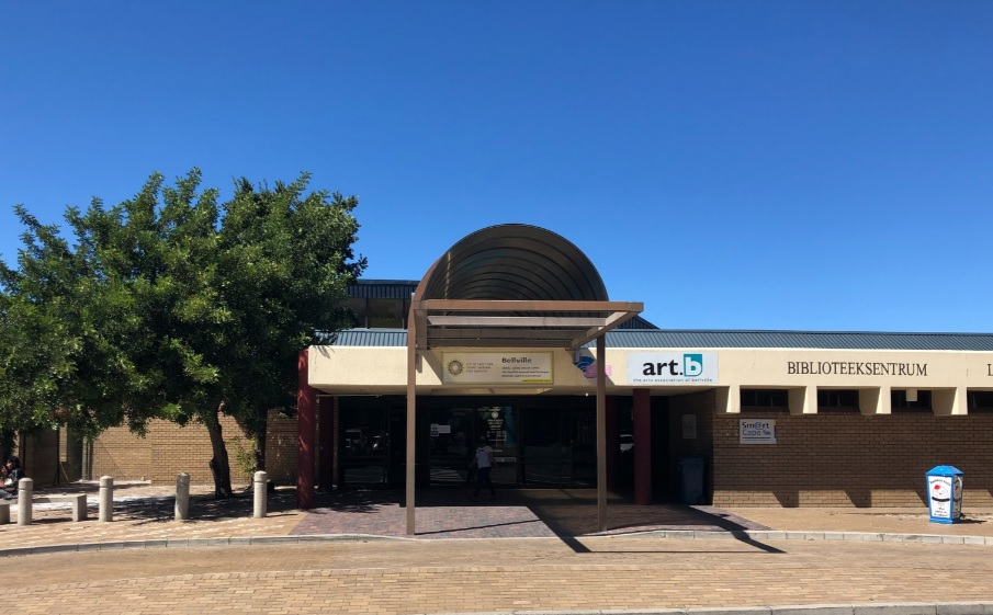Bellville library reopens