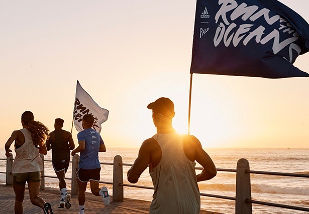 Unite and run to help end plastic waste