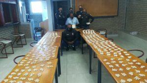 Cape Town drug bust