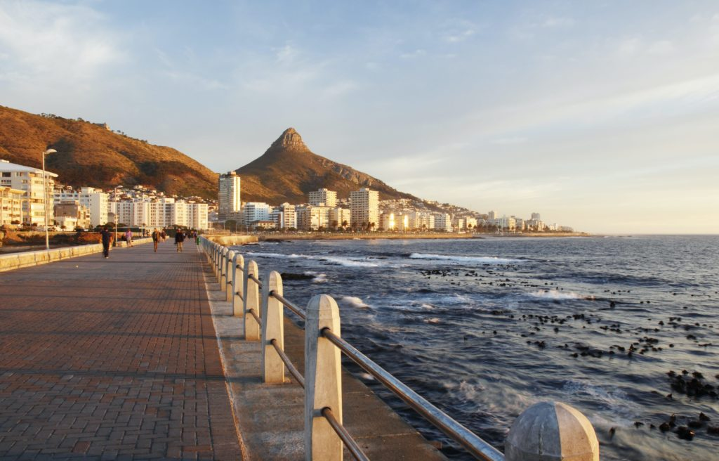 City of Cape Town sets aside R7 million towards Sea Point upgrades