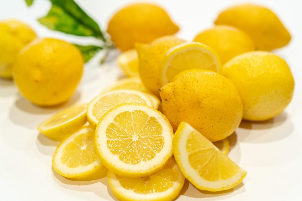 Feeling zesty? Lemons are good for more than just tequila