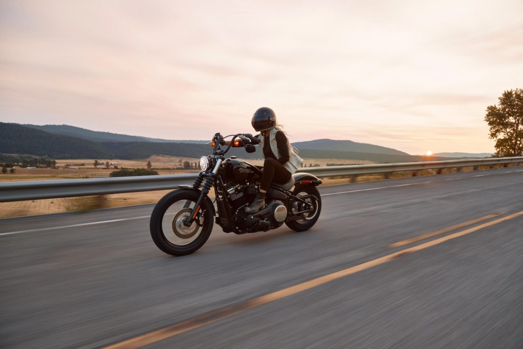 Motorcycle Safety and Riding in Winter and on Icy Roads