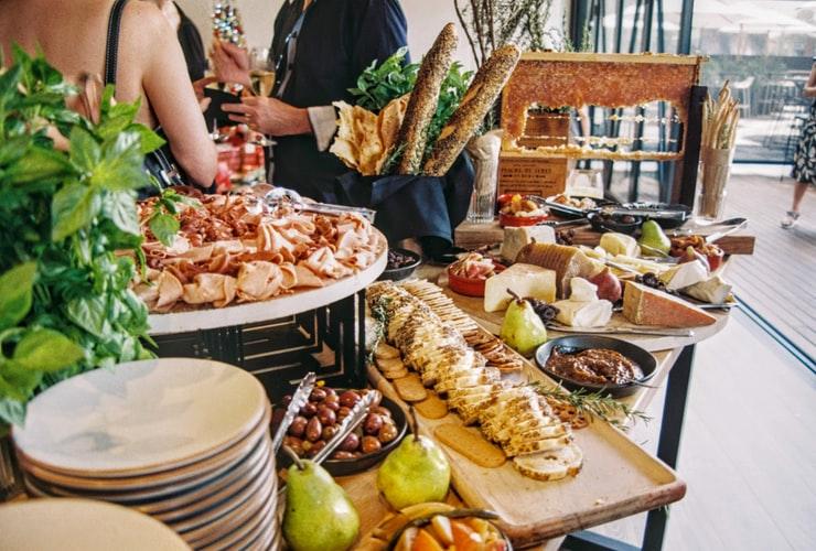 Prepare for a feast, six buffet restaurants in Cape Town