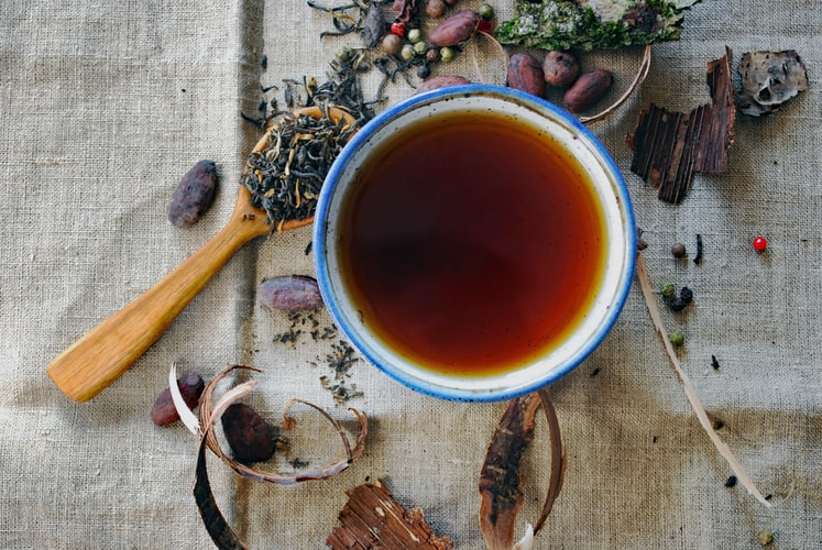 Bizarre teas that people actually drink