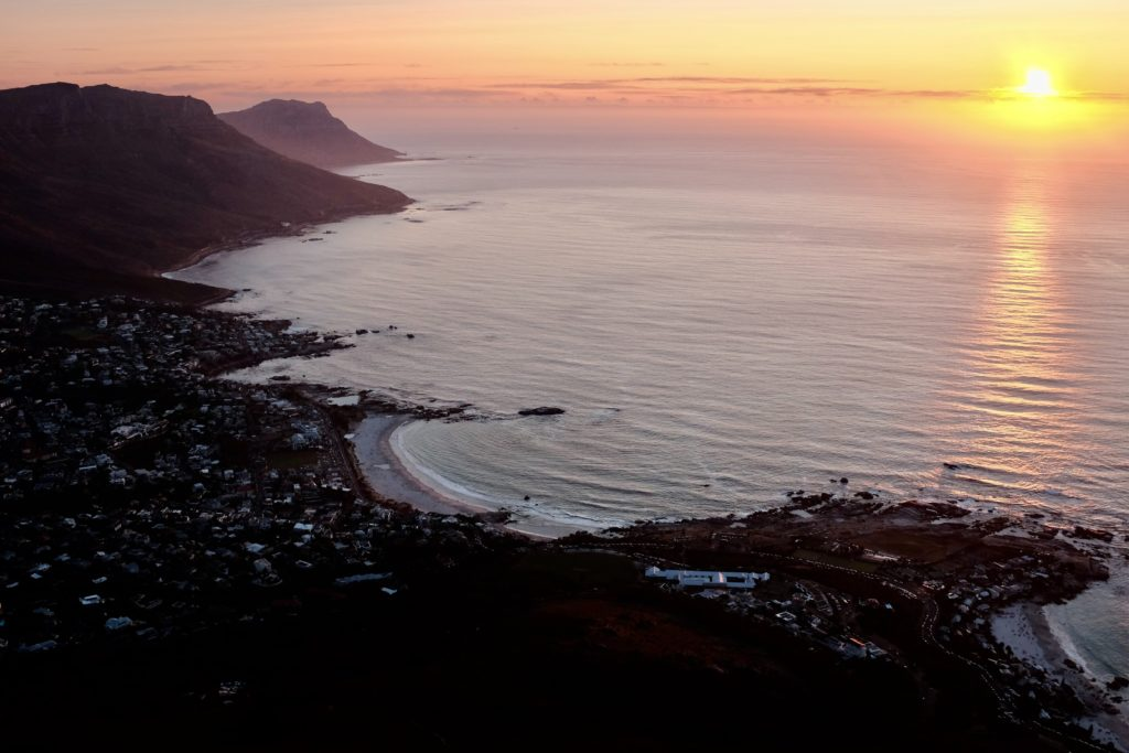 A seriously lekker Saturday on the way - Forecast