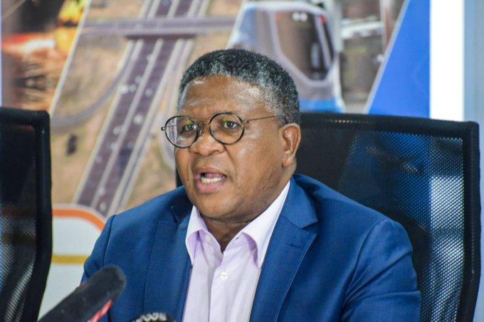 Fikile Mbalula faces backlash after Sarafinadance challenge request