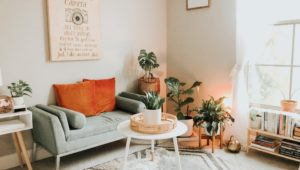 redecorate your rental home/apartment