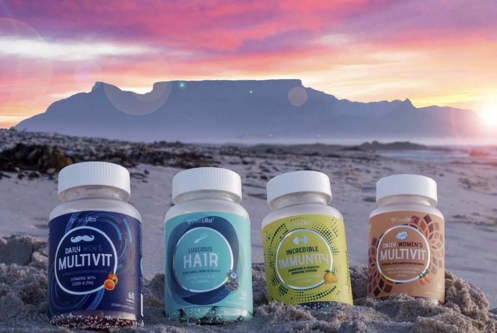 NeoVita - the gummy vitamins that adults are going wild for!