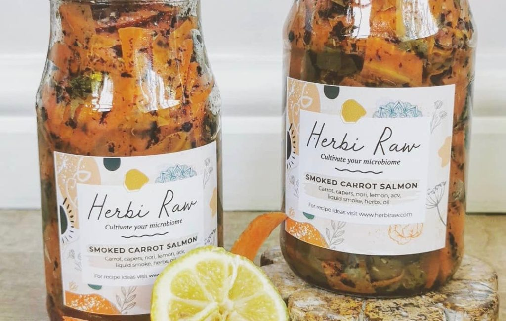 Save a fish and enjoy your favourite dish with Herbiraw deliciousness