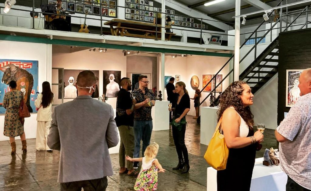 Capetonians, get ready for the Daor Contemporary Winter '21 Group Exhibition