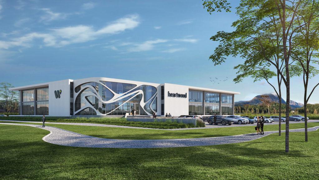 Heartwood Properties spearheads new hybrid office development