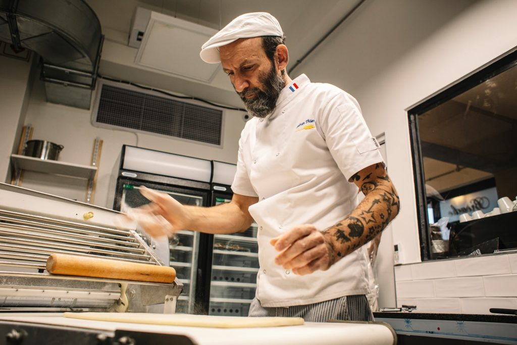 Paris Cape Town - new kids on the block serving up old-school pastry perfection