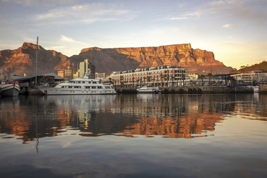 Cape Grace Hotel is #BackwithGrace, and locals should be excited