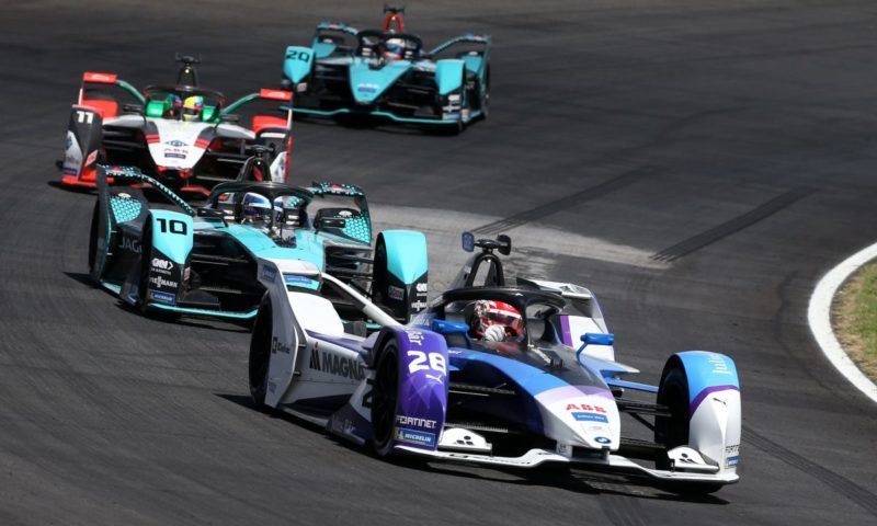 Car Mag - E racing event comes to cape town