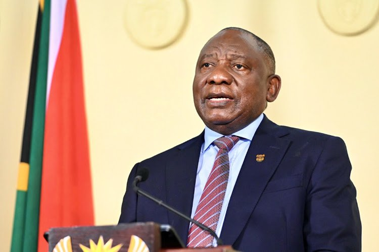 Ramaphosa addresses riots and unrest again - here's what he says