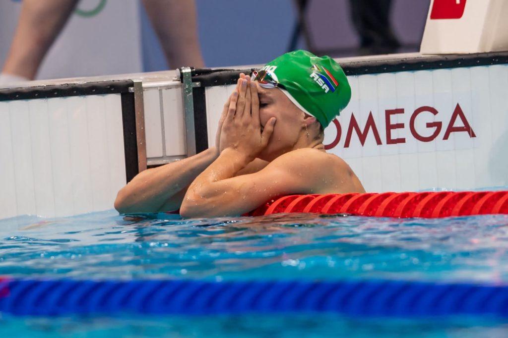 Schoenmaker and Corbett advance to women's 200m breaststroke final