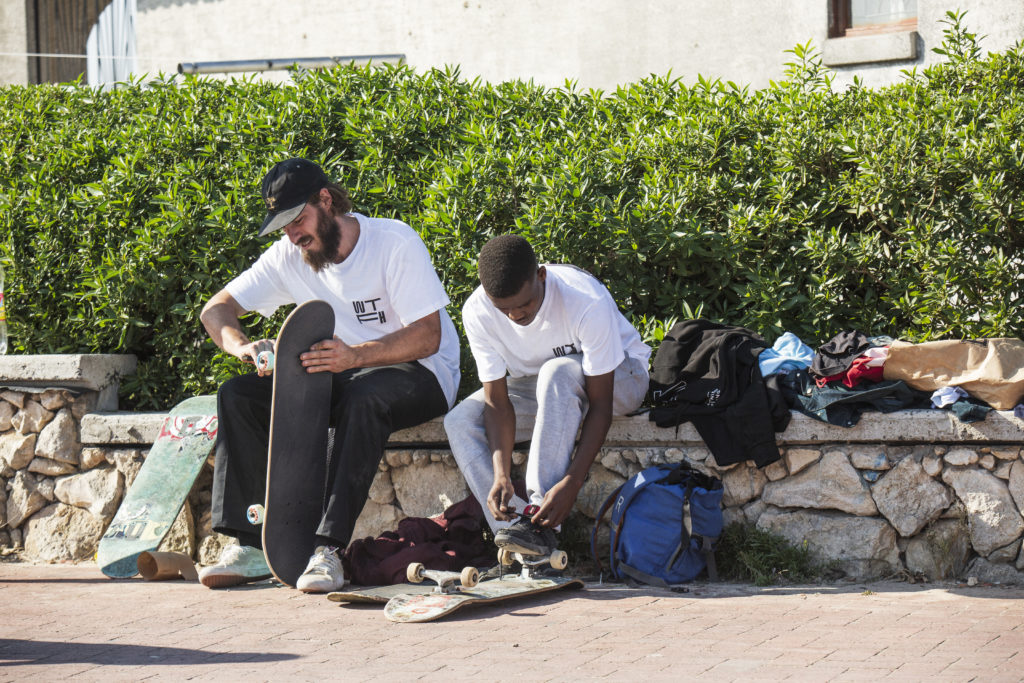 Red Bull DIY and Pieter Retief are skateboarding into our hearts, and Khayelitsha