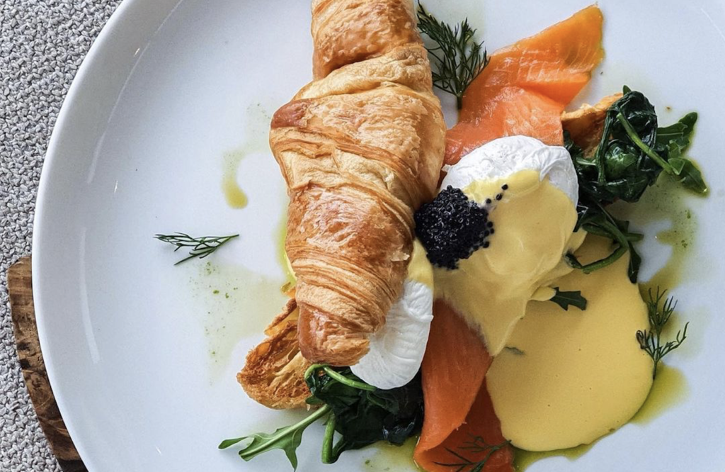 Indulge in a beachside breakfast at Grand Pavilion in Sea Point
