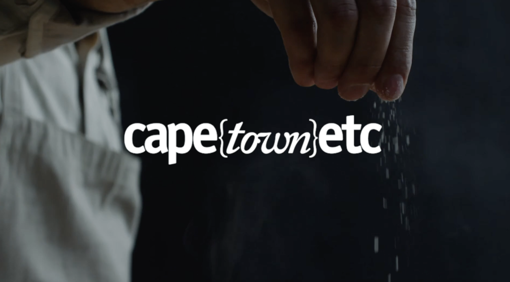 WATCH: A sprinkle of Craig Cormack, Cape Town's very own Salt Chef