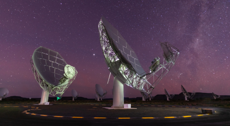 SA telescope discovers twenty new galaxies and the world is starstruck
