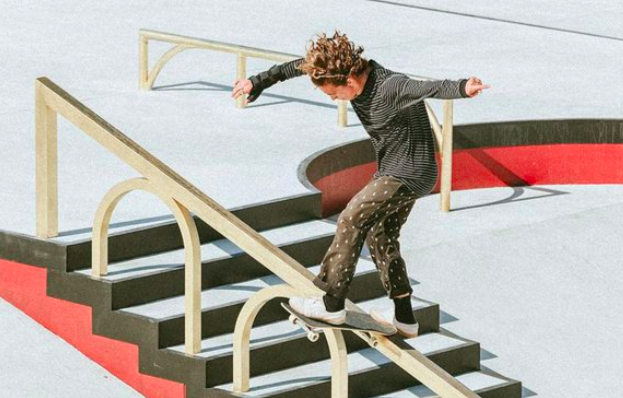 SA skateboarder to represent at the Olympics: now the world loves 'outcast' kids passions