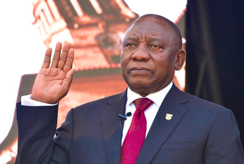 Ramaphosa to address the nation at 8:30pm in response to #ZumaUnrest protests