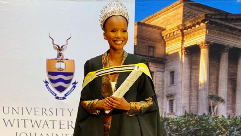 Miss SA graduation sparks cry of frustration towards virtual ceremonies