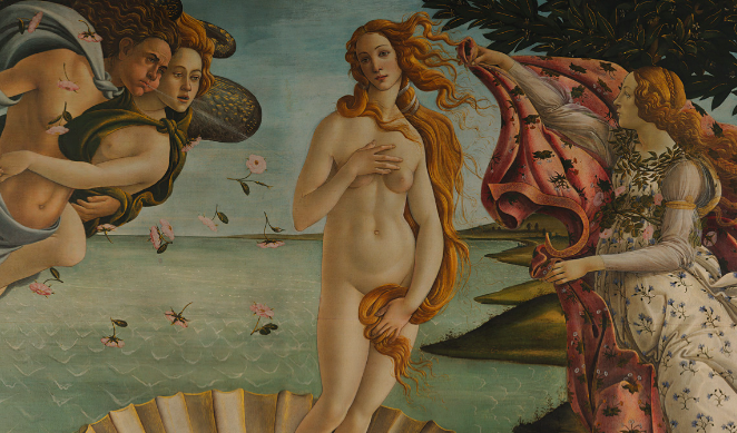 """""""Classic Nudes"""" Project sees the Louvre and Uffizi filing lawsuits against Pornhub"""