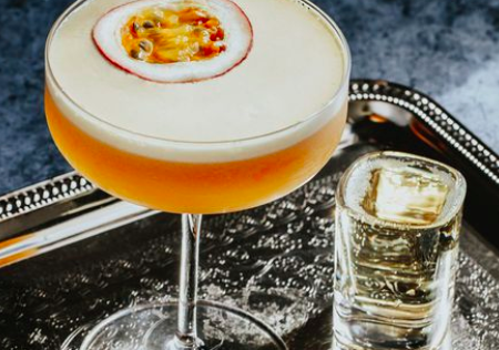 The most sought after cocktail in SA is a 'P*ornstar Martini', here's where you can grab one