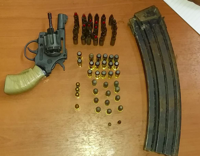 Police making inroads with 'operation guns of the streets'