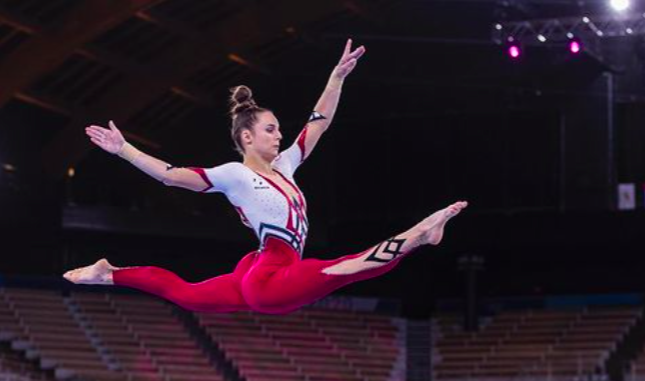 Unitards rocked by German women's gymnastics team embody choice